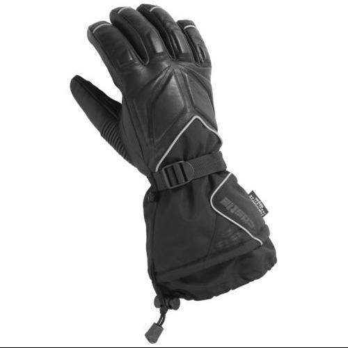 Castle X Racewear TRS G2 Mens Snowmobile Gloves Black LG
