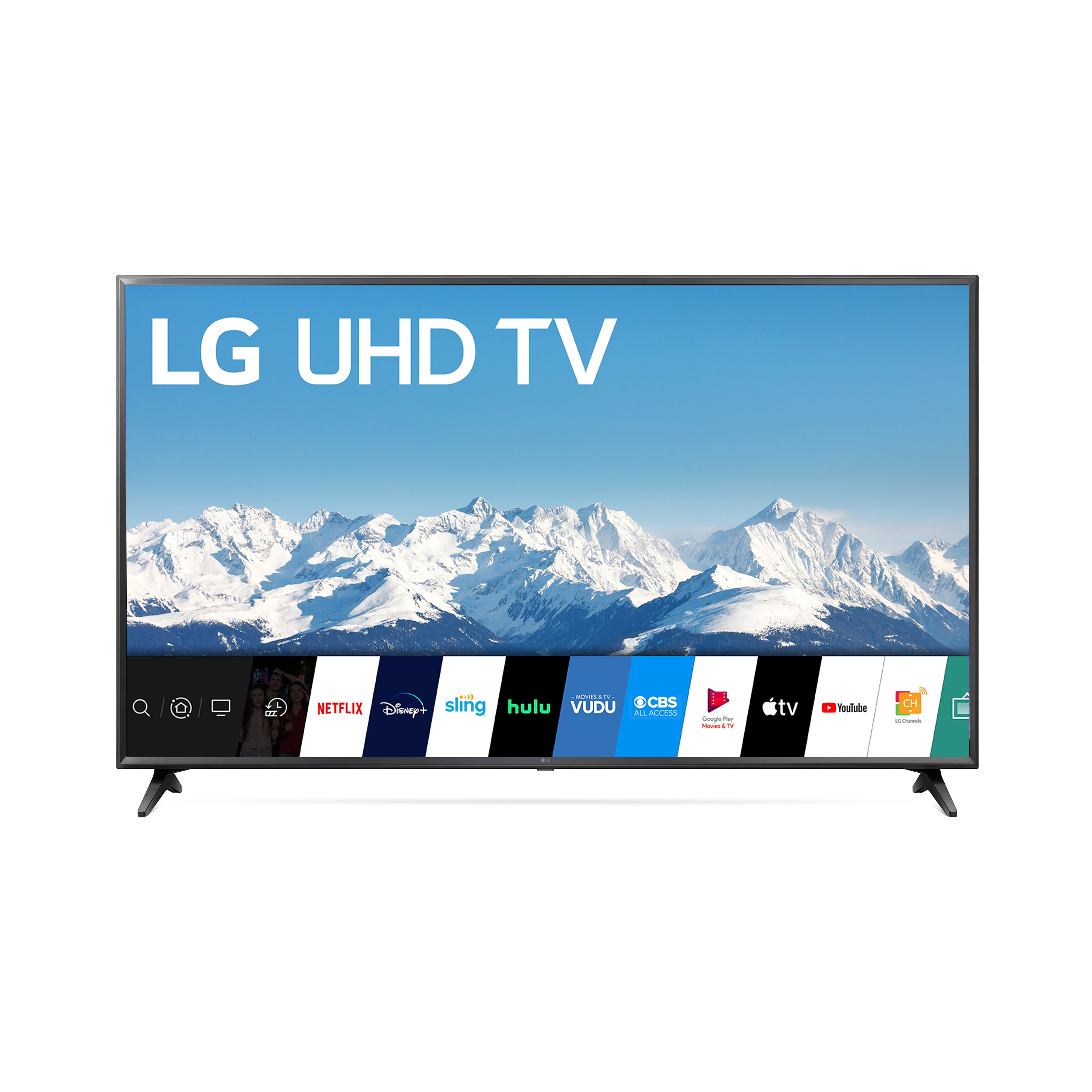 "LG 65"" Class 4K UHD 2160P Smart TV 65UN6950ZUA 2020 Model - Walmart.com"