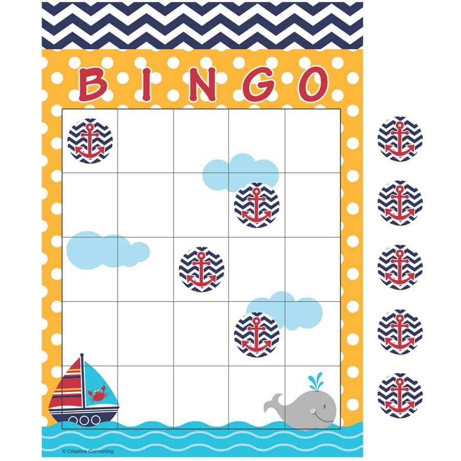 Image of Ahoy Matey! Bingo Games, 10-Pack