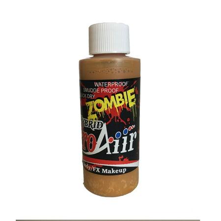 ProAiir Hybrid Zombie Makeup - Warm Flesh (2.1 oz)