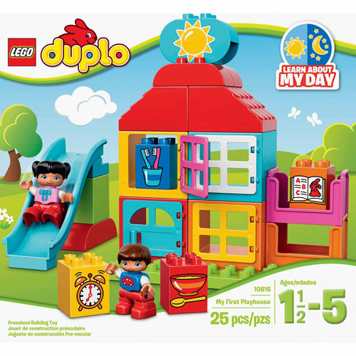 LEGO DUPLO My First My First Playhouse