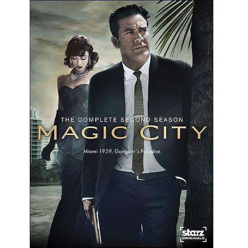 Magic City: The Complete Second Season (Widescreen)
