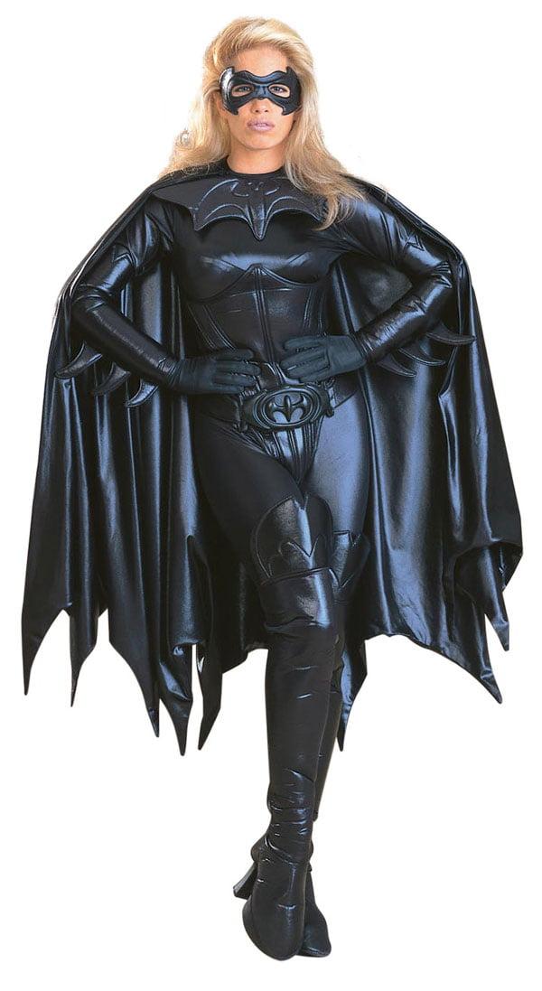 Good Womens Super Deluxe Batgirl Costume   Walmart.com