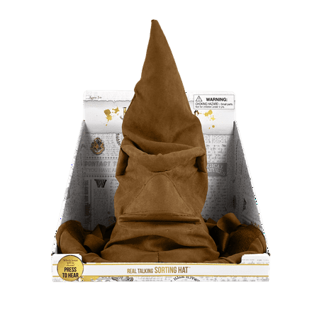 Harry Potter Talking Sorting Hat - Cheap Harry Potter Wand