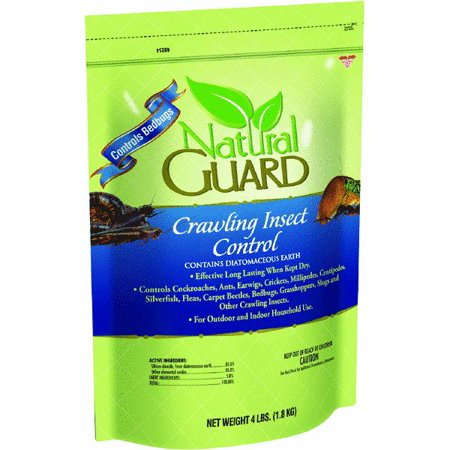 Natural Guard Diatomaceous Earth Crawling Insect Killer