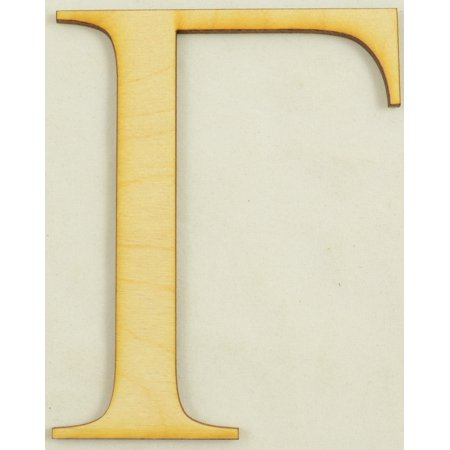 Gamma Greek Letter Size:3 Inch Thickness:1/4