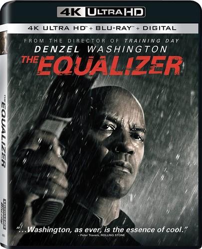 The Equalizer (4K Ultra HD + Blu-ray)