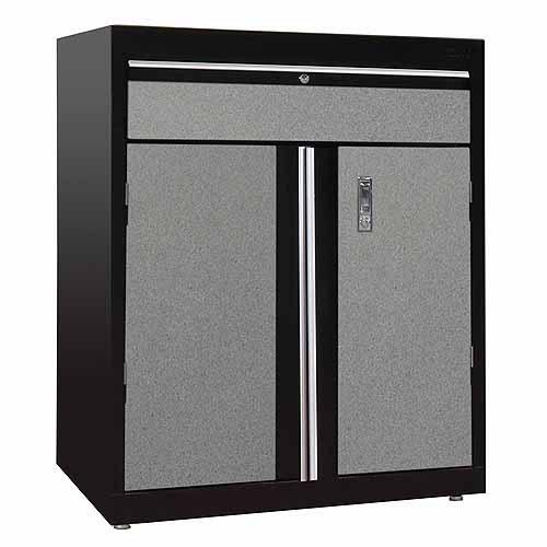 "Sandusky 30"" Base Cabinet with Drawer and 1 Adjustable Shelf"