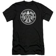 Supergirl Deo Mens Premium Slim Fit Shirt