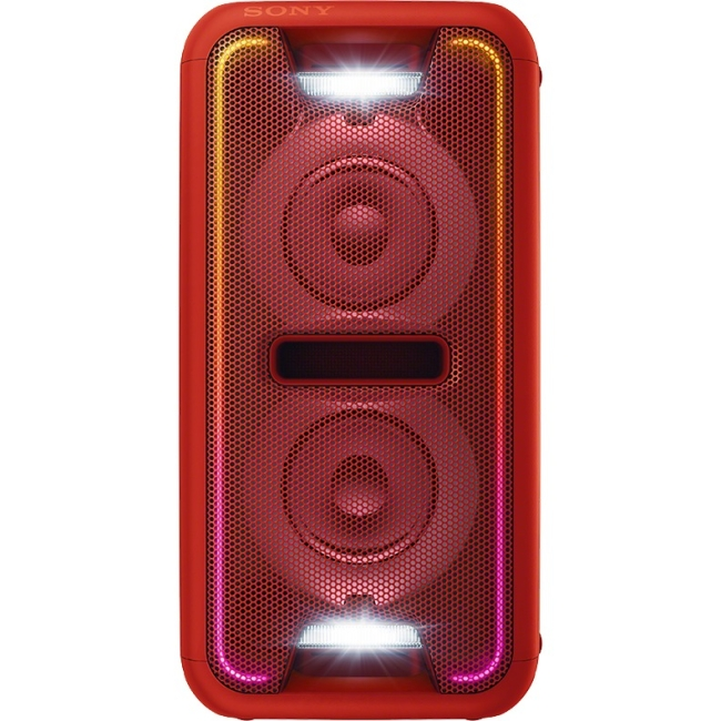 Sony GTK-XB7 Speaker System Portable Wireless Speaker[s] Red (gtkxb7rc) by Sony