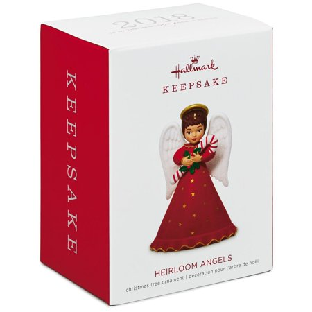 Hallmark Keepsakes 2018 Heirloom Angels Ornament ()