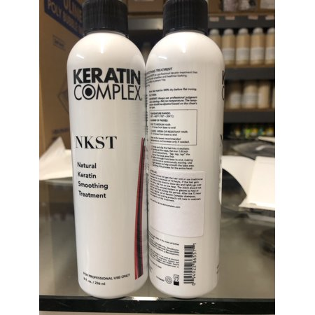 Keratin Complex Natural Keratin Smoothing Treatment, 8