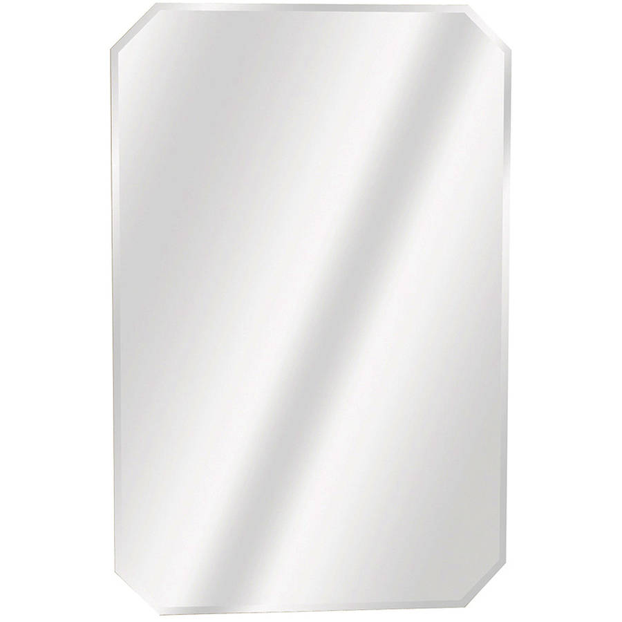 """Zenith M182 16"""" x 24"""" Frameless Octagonal Medicine Cabinet by Zenith Products"""