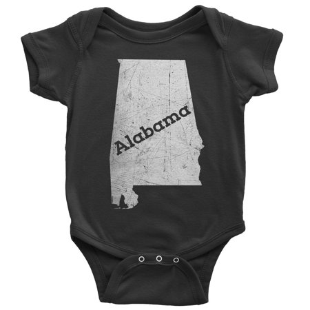 Nyc Factory Alabama Baby Bodysuit Home Shirt Nyc Factory (Body Suit Shirt)