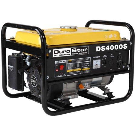 DuroStar 4000/3300W Portable Recoil Start Generator