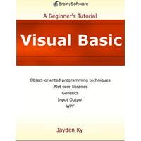 Visual BASIC Programming Language Books - Walmart com