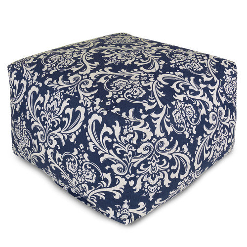 Majestic Home Goods French Quarter Large Ottoman