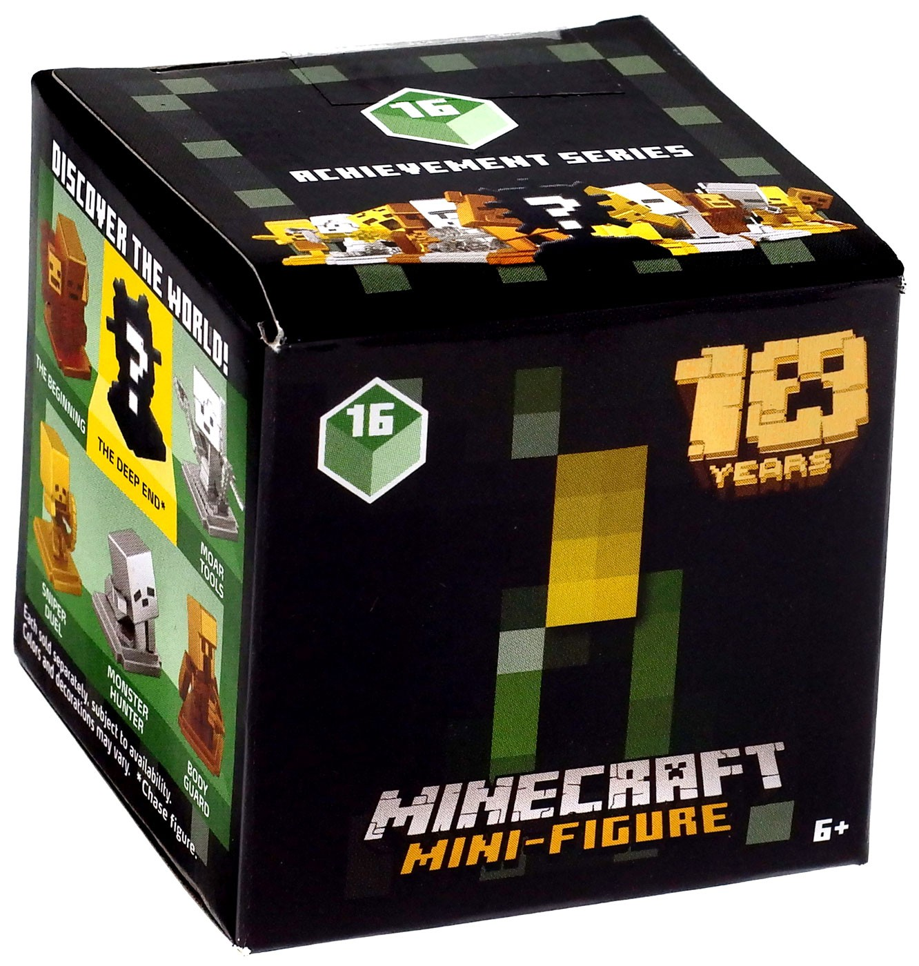 Minecraft Mini Figure Series 1 2 3 4 5 6 7 8 9 10 11 12 13 14 15 16 17 18 19