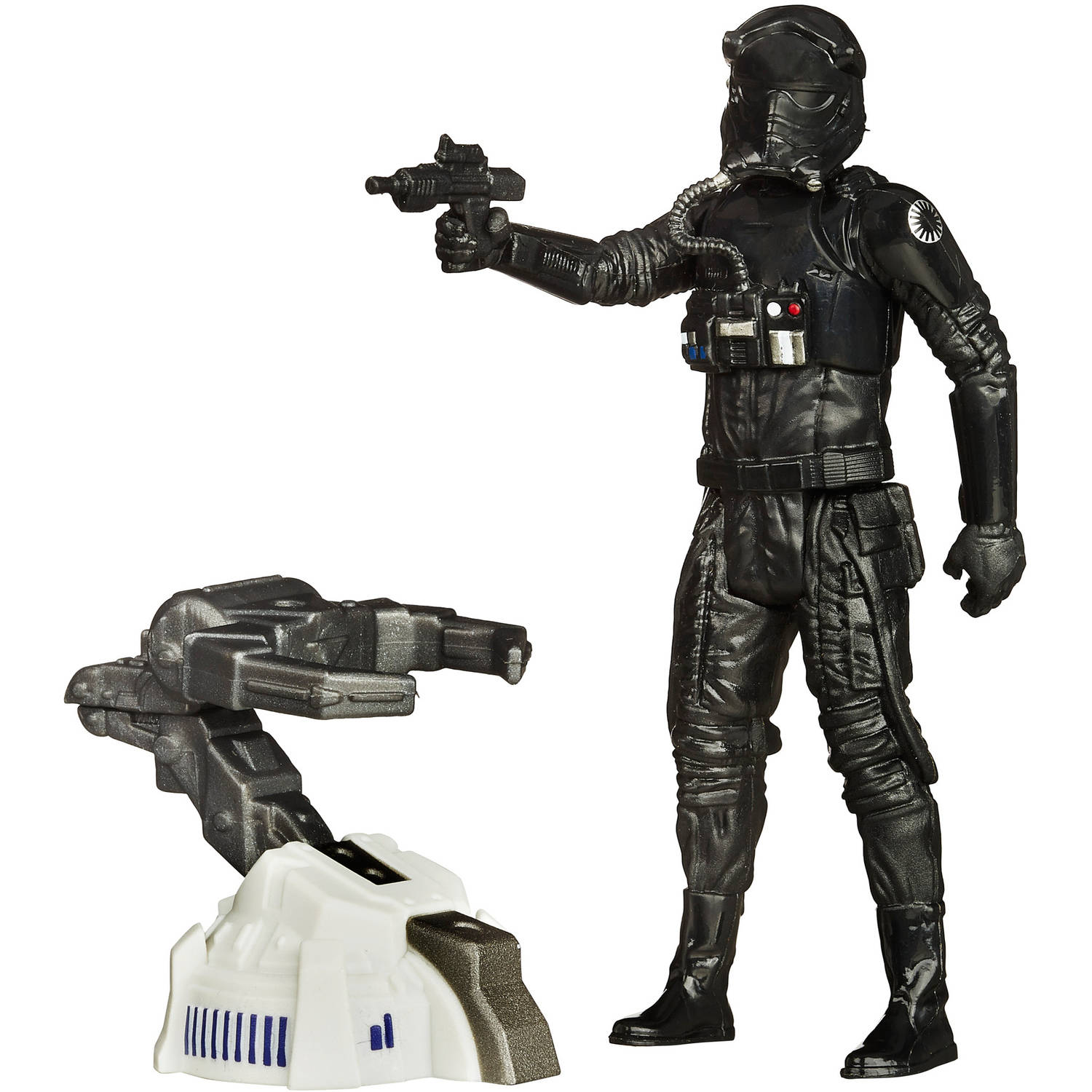Star Wars The Black Series Imperial AT AT Driver Figure Walmart