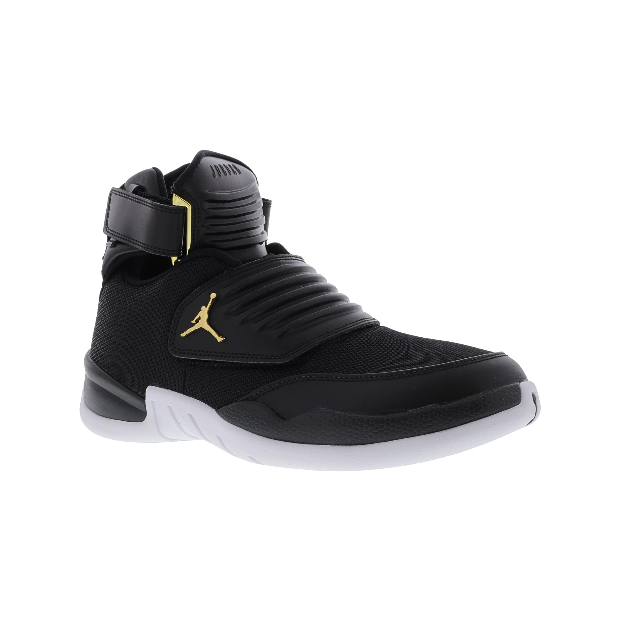 promo code 13a23 9b704 Nike Men s Jordan Generation 23 Black   - White Ankle-High Basketball Shoe  9.5M   Walmart Canada