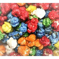 Gourmet Popcorn by Its Delish (Rainbow, One pound)