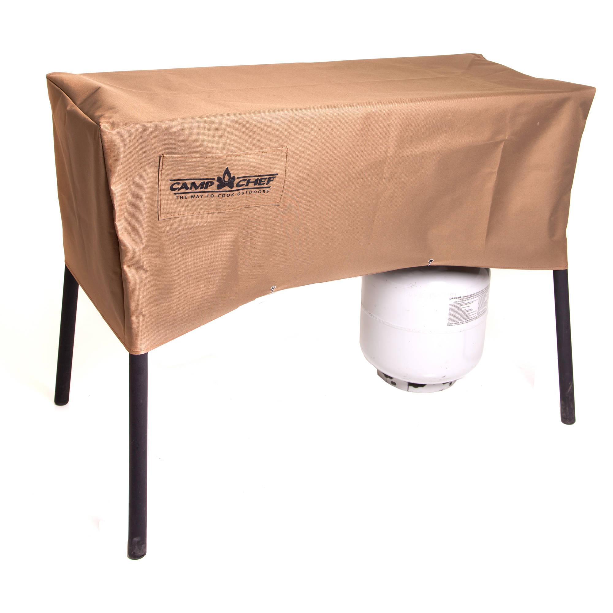 3X Triple Action Burner camp chef patio cover for tb90 and spg90 triple burner stove - walmart