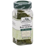 The Spice Hunter Whole California Bay Leaves, 0.14 oz (Pack of 6)