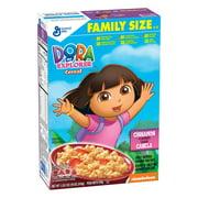 Dora The Explorer Breakfast Cereal, 18 oz Box