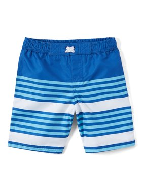 Freestyle Revolution Baby Toddler Boy Striped Swim Trunks