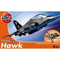 Airfix Quickbuild Bae Hawk Airplane Brick Building Model Kit