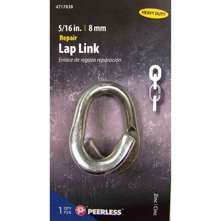 Offer Peerless 5/16″ Lap Repair Link Before Special Offer Ends