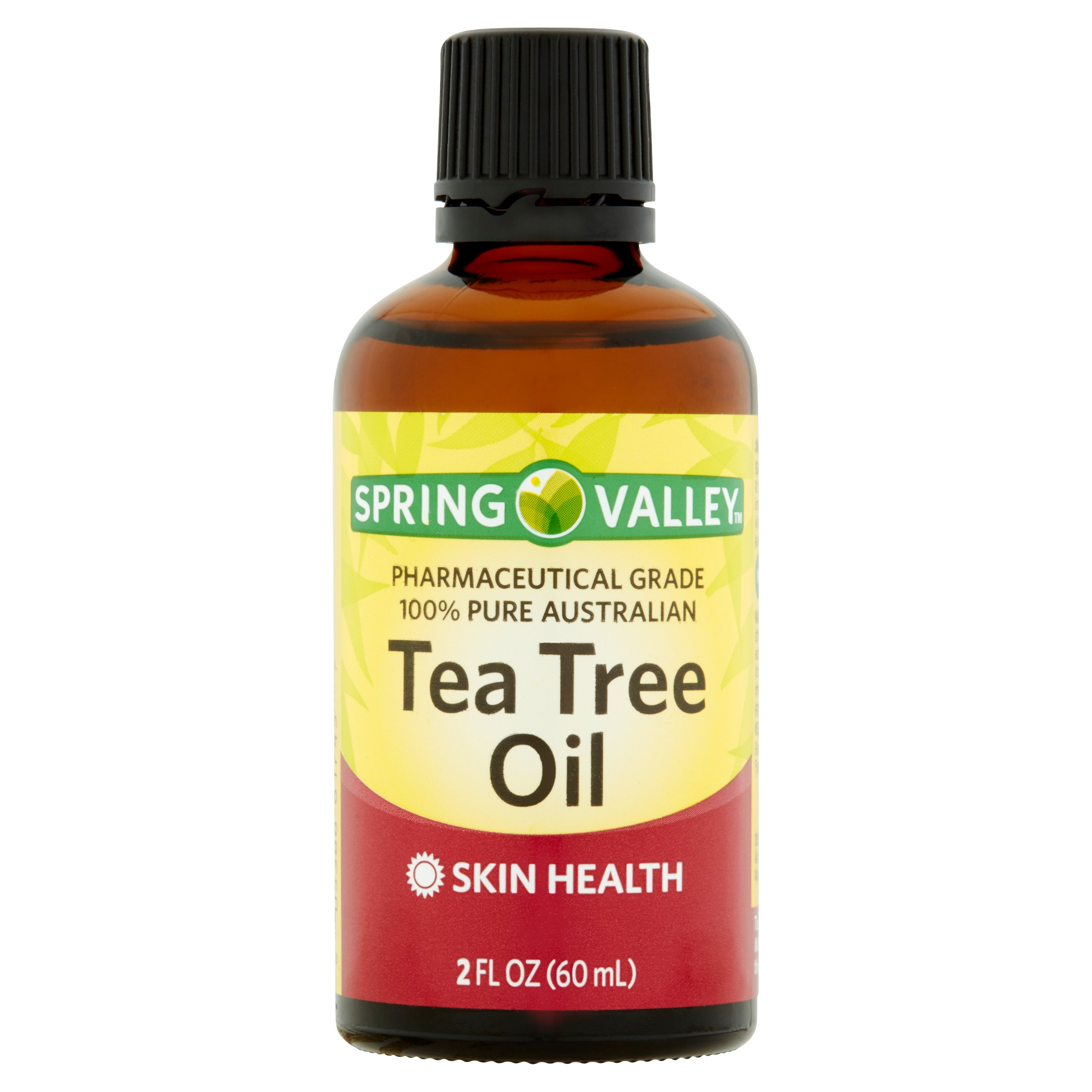 Spring Valley Tea Tree Oil Skin Health, 2 Oz