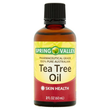 Spring Valley Tea Tree Oil  2 Fl Oz