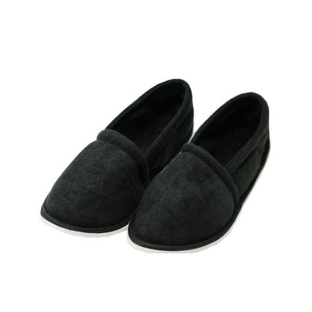 Easy USA Women's Terry Slip On House Slippers ()