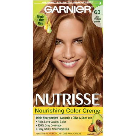 Garnier Nutrisse Nourishing Color Creme Hair Color 63
