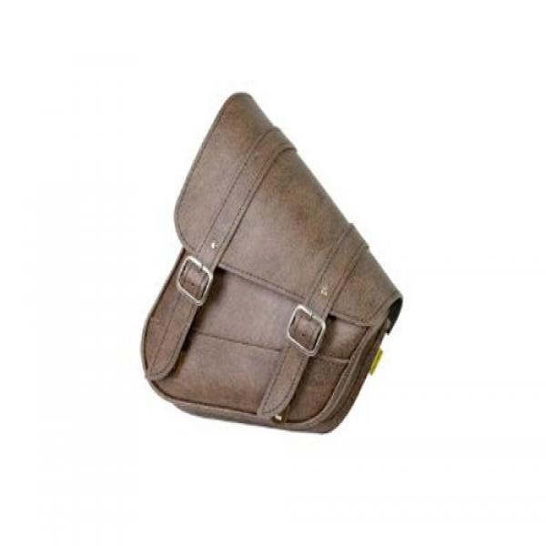 Willie And Max 59777-00 Triangle Swing Arm Bag, Brown