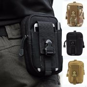 CAMTOA Multi-Purpose Military Tactical Sport Waist Bag Pack Pouch EDC Nylon For Outdoor Travelling Camping Hiking Cycling