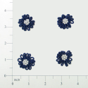 Expo Mini Daisy Applique Pack of 4