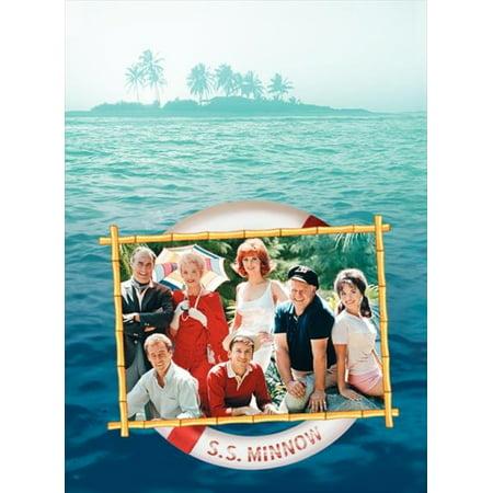 Gilligans Island Movie Poster (11 x 17)](Ginger Gilligans Island)