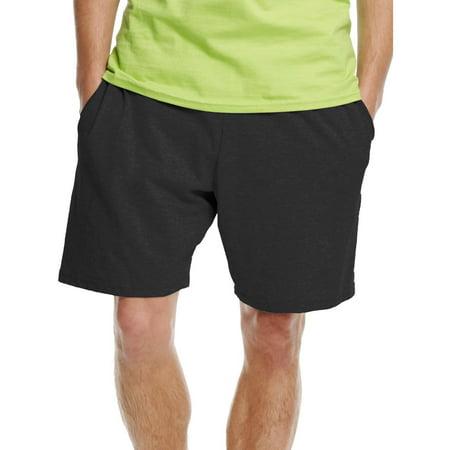 (Big Men's Jersey Pocket Shorts)
