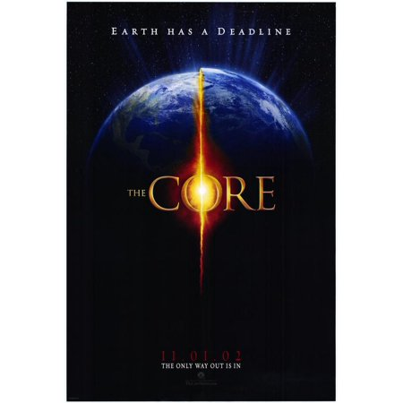 The Core - movie POSTER (Style C) (11