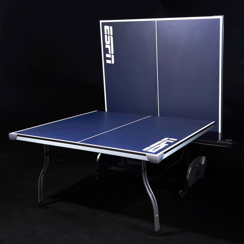 ESPN 4 Piece Table Tennis Table Image 5 Of 9
