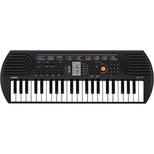 Casio SA-77 -Key Portable Keyboard by