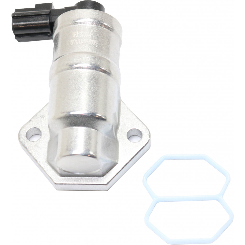 Idle Control Valve compatible with 2001-2003 Ford Explorer Blade type 2-prong male terminal