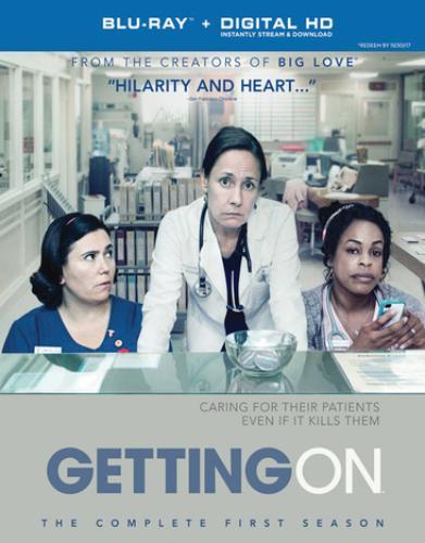 Getting On-season 1 [blu-ray digital Copy] (HBO) by HBO