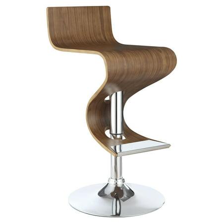 Brilliant Coaster Furniture Adjustable Height Low Back Bar Stool Machost Co Dining Chair Design Ideas Machostcouk