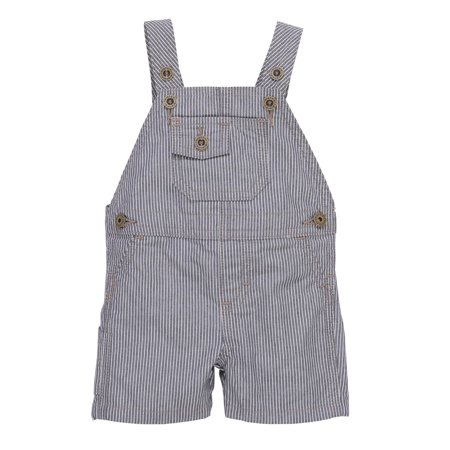 Baby Boy Shortalls