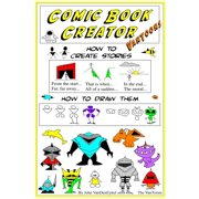 Comic Book Creator VanToons - eBook