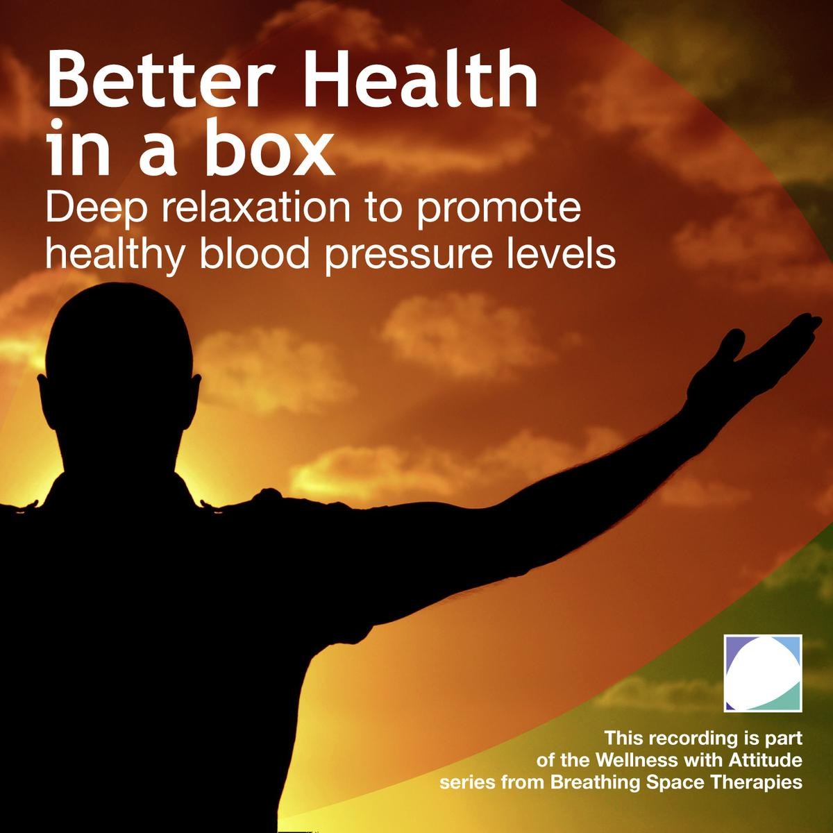 Better health in a box - Audiobook