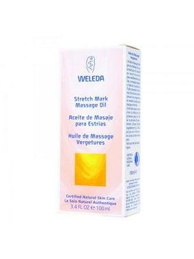 Weleda Stretch Mark Massage Oil, 3.4 Oz